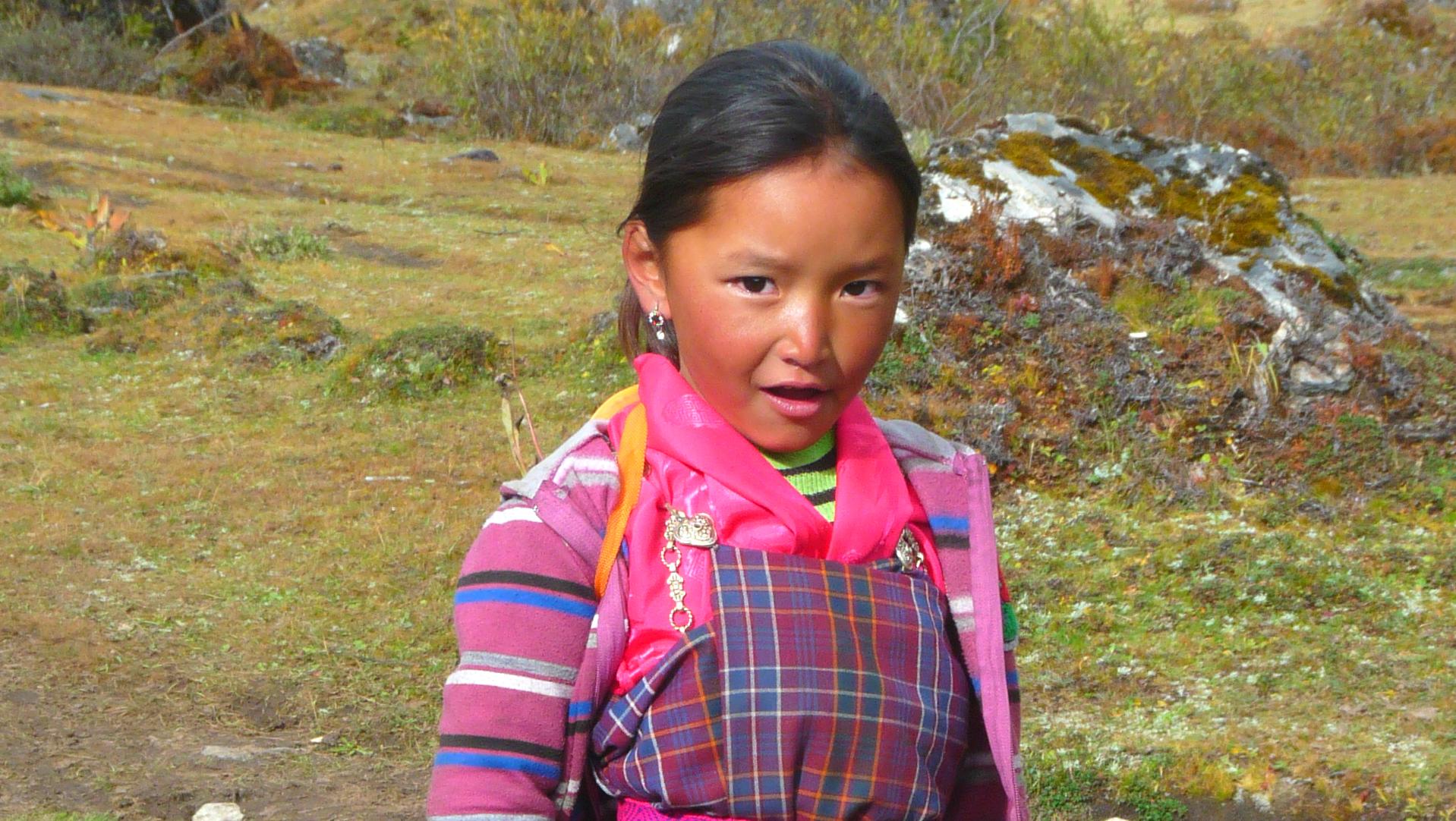 © Bhoutan trek