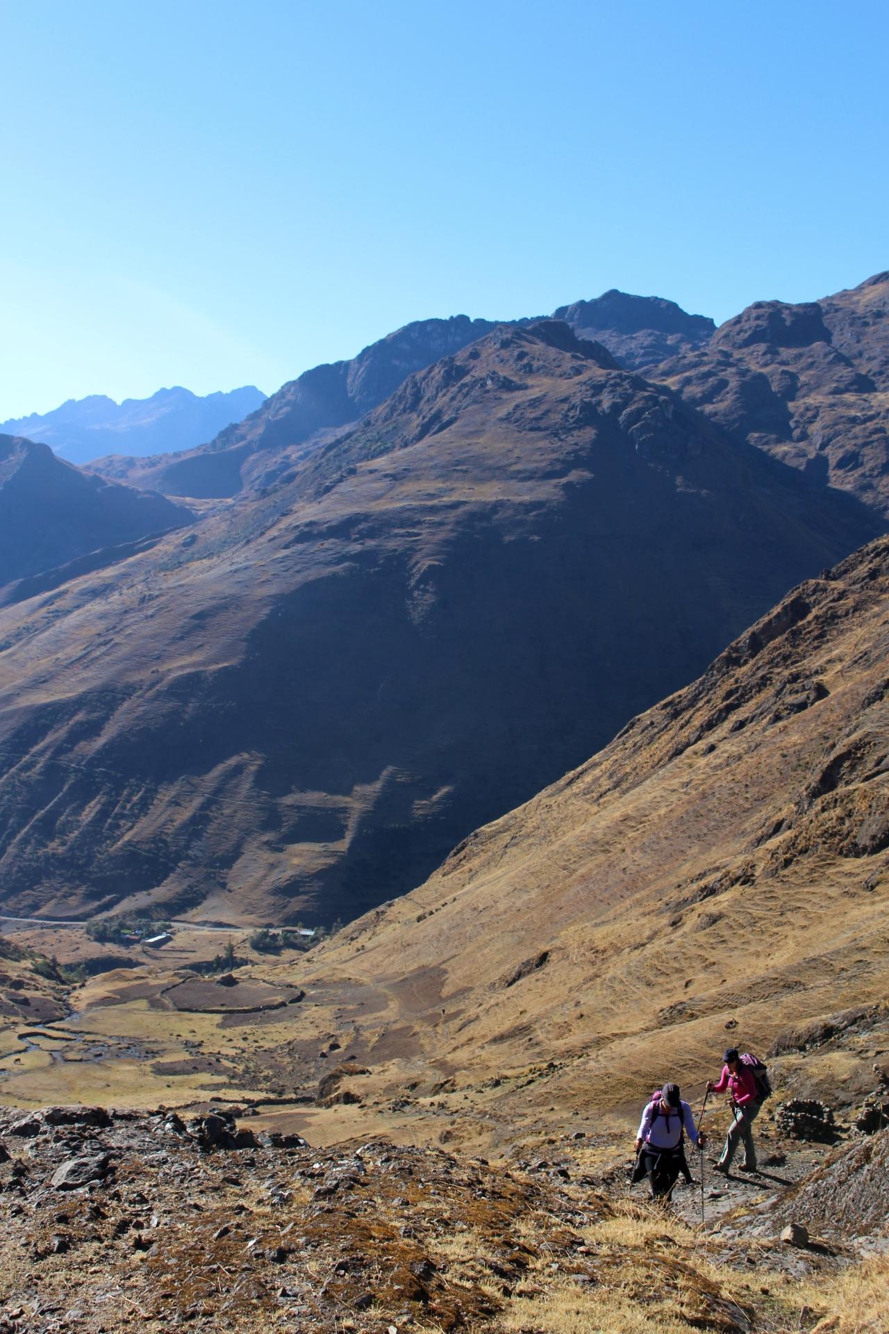 lares trek urubamba randonnée pérou