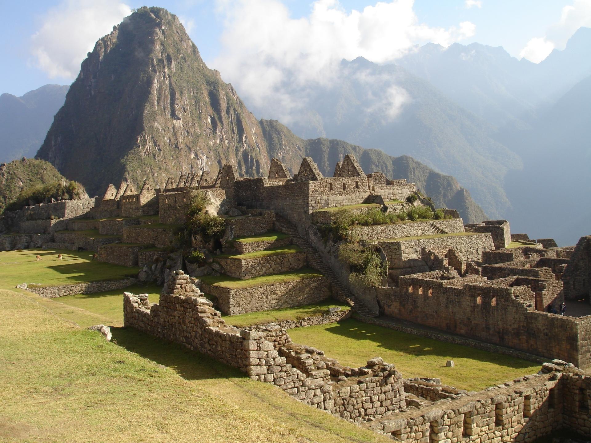 © Machu Picchu visite site