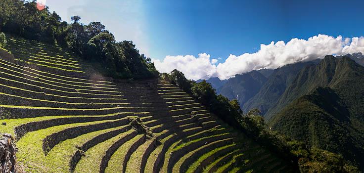 © Trek Inca trail Salcantay