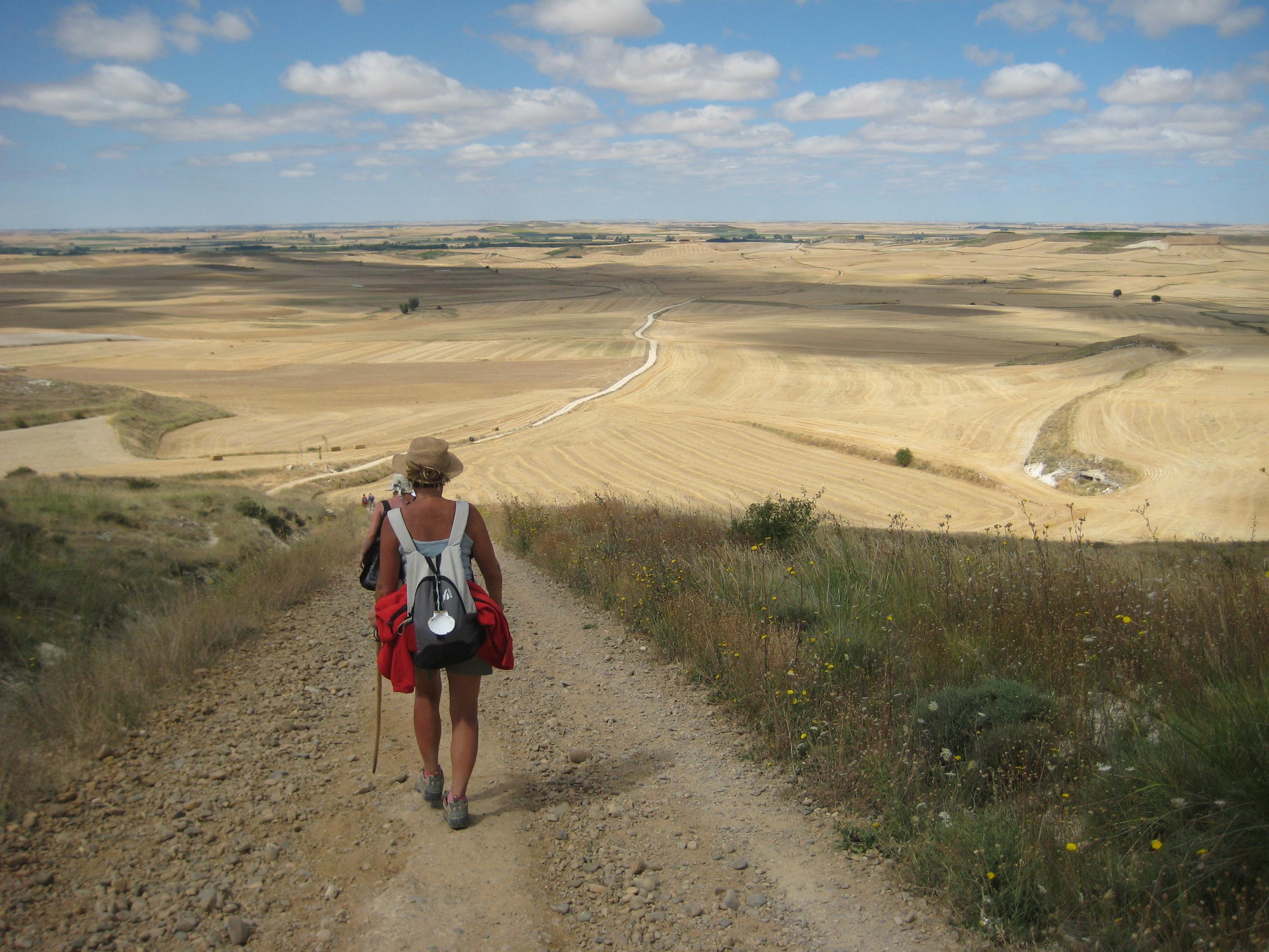 © Voyage de randonnée sur le Chemin de Compostelle Espagne